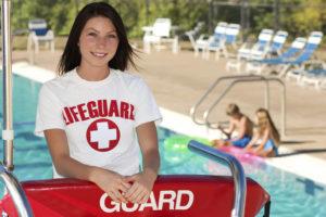 Beliebter Summerjob: Lifeguard