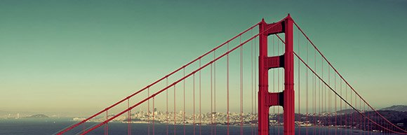 Golden Gate Bridge USA
