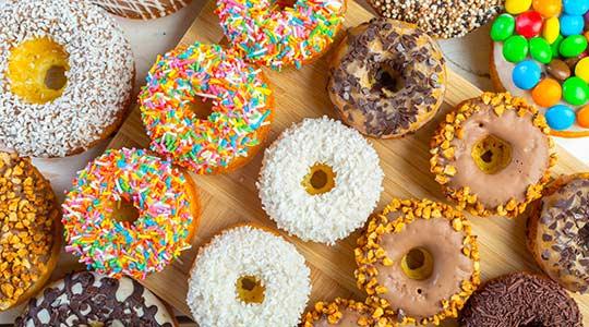 donuts-amerikanisch