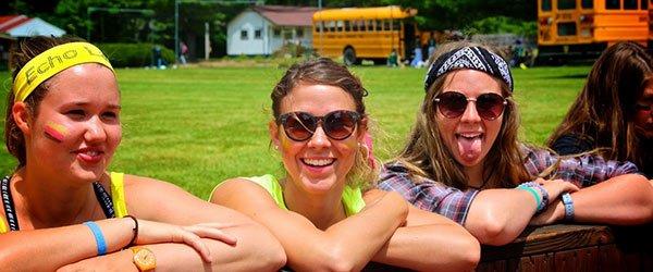 Summer Camp Betreuer in den USA